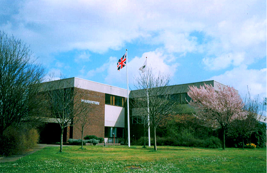Power Systems UK head Office
