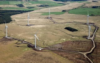 Wind generation Farm Project