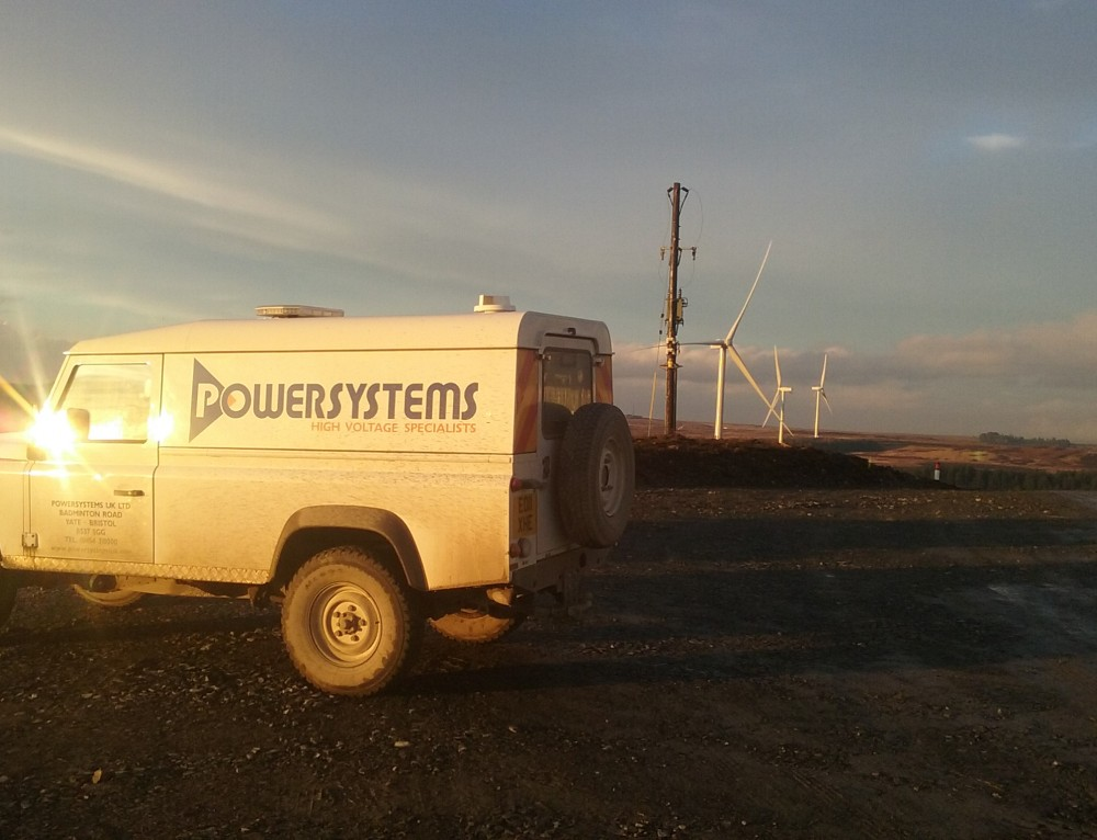 Ray Wind Farm Handed Over Successfully