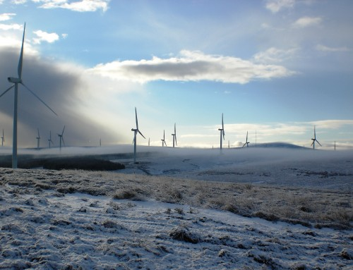 Sneddon Law Windfarm