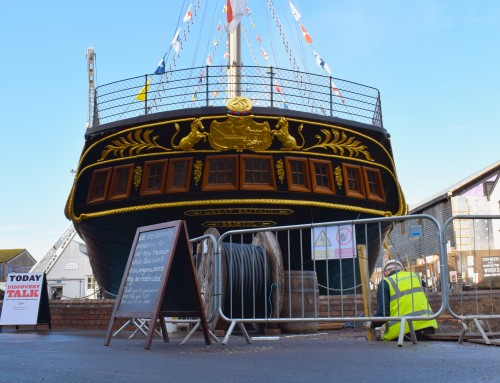 Powersystems begins work for SS Great Britain