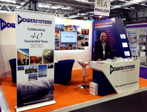 Powersystems at UK Construction Week 2017