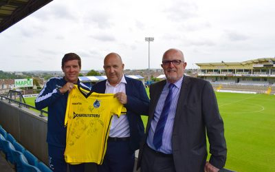 Powersystems Visits Bristol Rovers FC