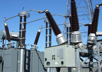 10694 Sims Metals Newport 132KV Substation