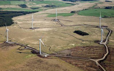 Helping to connect 24% of all U.K. land based Wind Farm generation