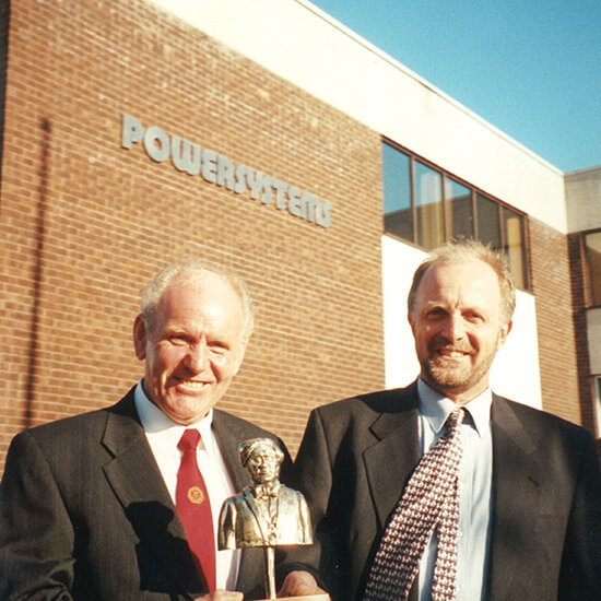 Powersystems UK founders