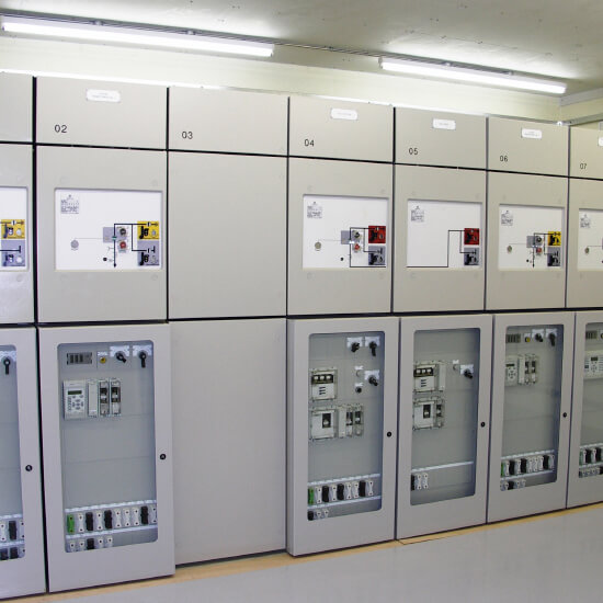 Priors Hall, Corby 33kV Primary substation
