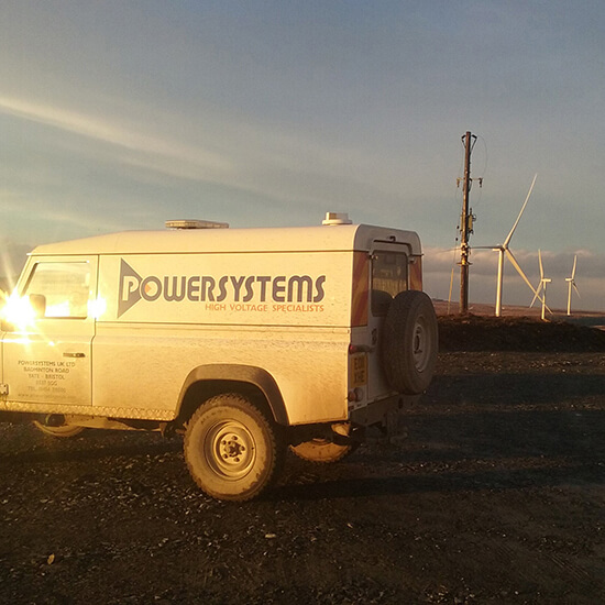 Powersystems has successfully completed and handed over the 54.4MW 33kV electrical infrastructure at Ray Windfarm
