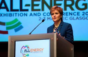 First-Minister-Nicola-Sturgeon-at-All-Energy-Conference