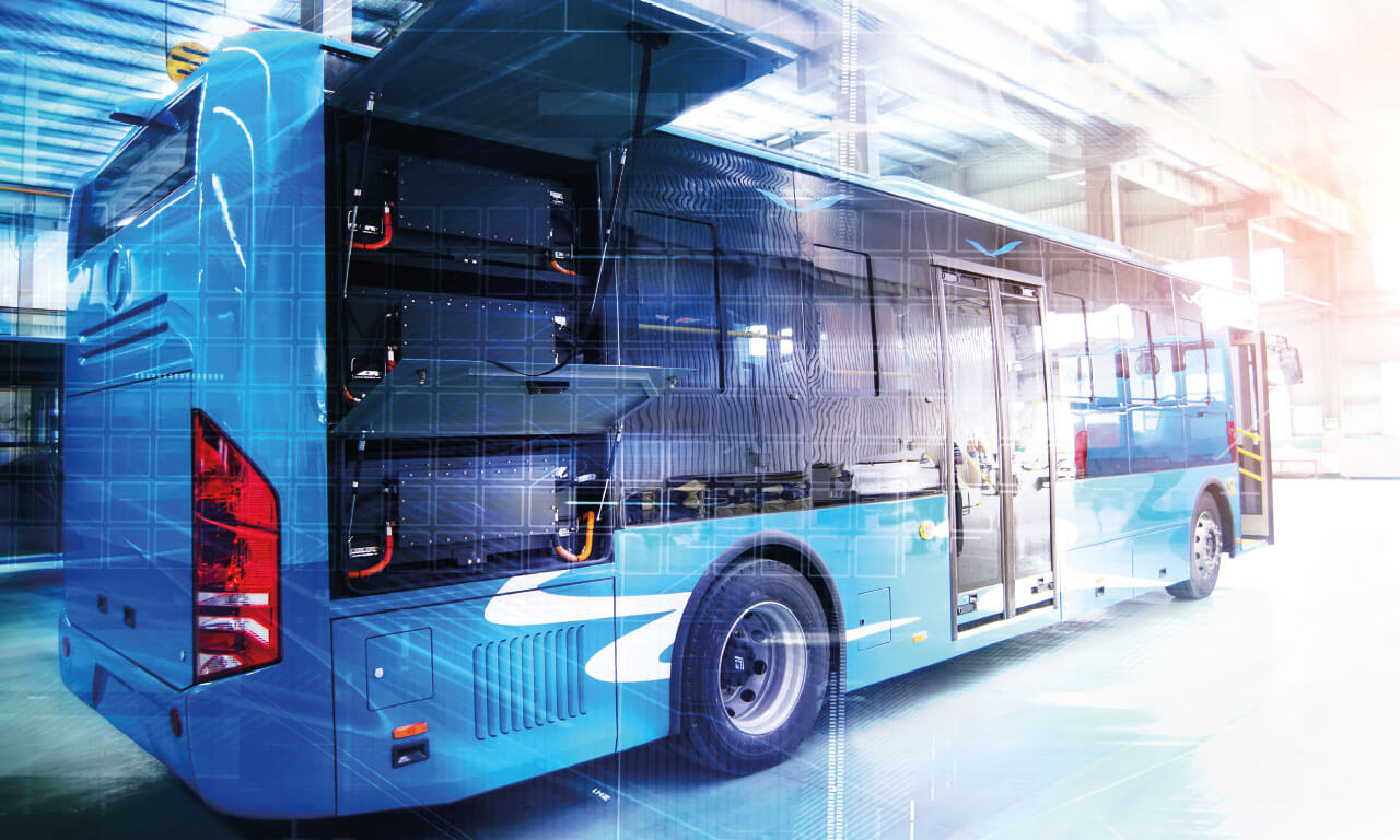 Greener electric buses