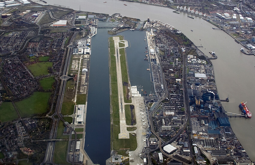 UK Power Networks Services and London City Airport are to install renewable and sustainable energy technologies