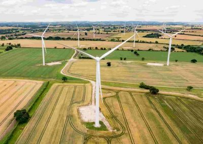 13920 Fraisthorpe Wind Farm Project