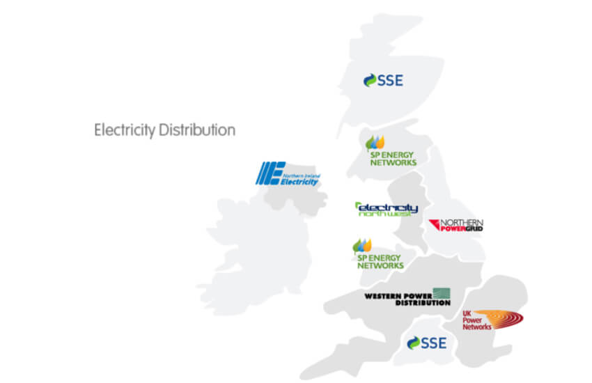 Distribution Network Operators in the UK