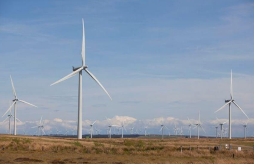 Whitelee Windfarm has been breath of fresh air in efforts to go green