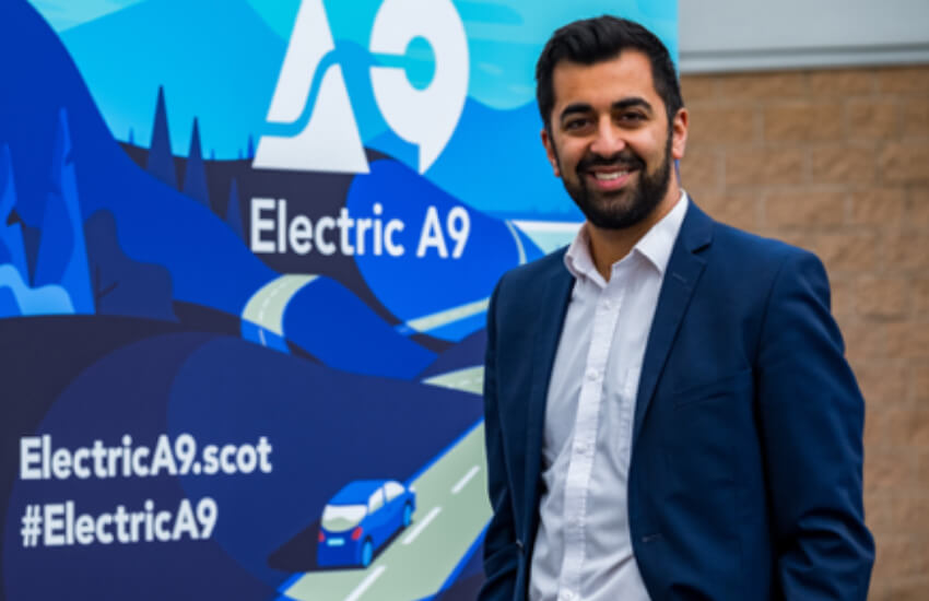 Electric future for A9 and beyond