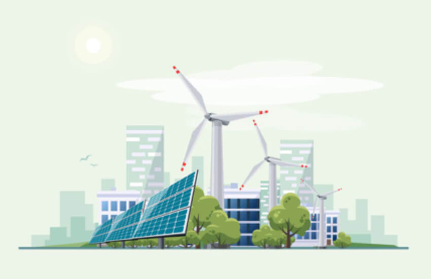 The global transition to clean energy