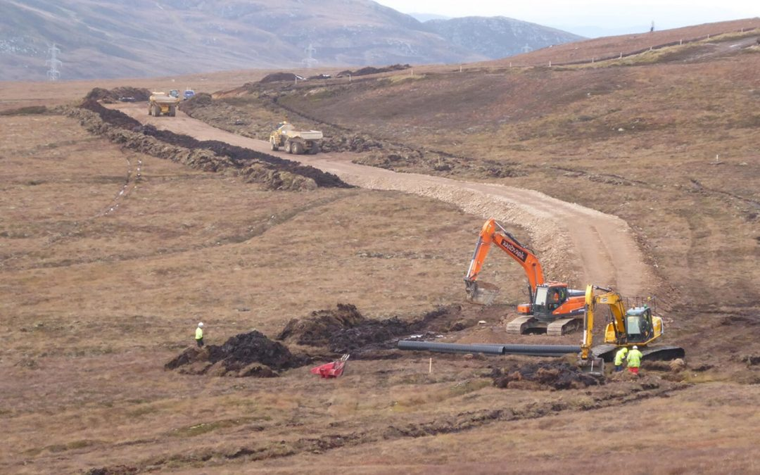 Powersystems Announce Electrical Works Contract For Glen Kyllachy Onshore Wind Farm