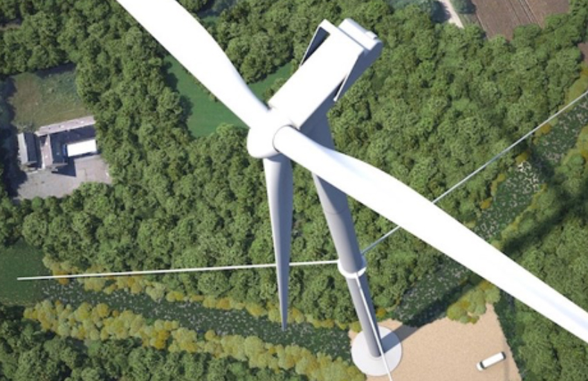 Wind power capacity is expected to grow on average by 77GW a year from 2020