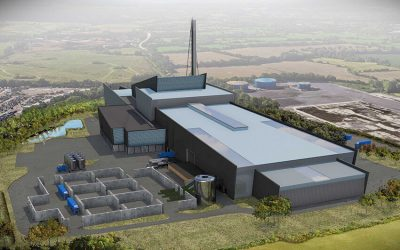 Viridor, Polymers 2 contract in Avonmouth