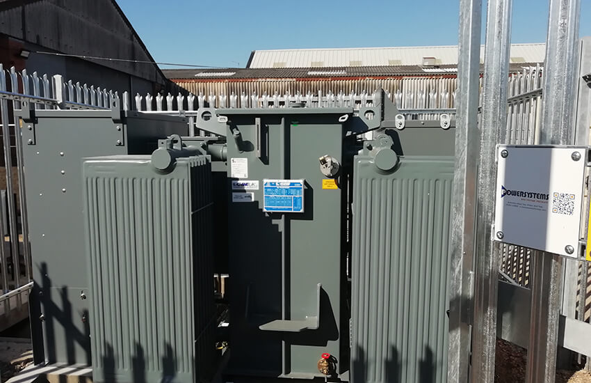 Pool Bakery CHP Substation