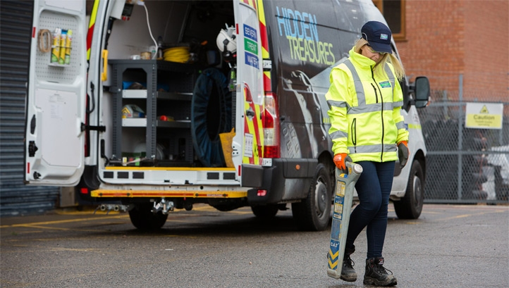 Severn Trent to make entire transport fleet electric by 2030