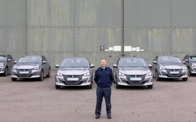 Electric Cars for the Royal Air Force