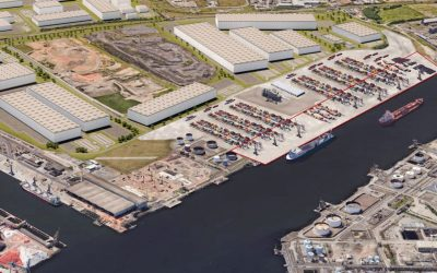 Plans unveiled for the £90m wind turbine quay at Teesworks to support shipping of turbines to Dogger Bank