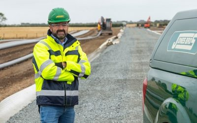 Onshore work starts for 3.6 GW Dogger Bank