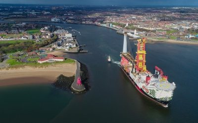 Port of Tyne launches green energy park