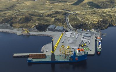 Scottish port receives £49m to develop renewables offering