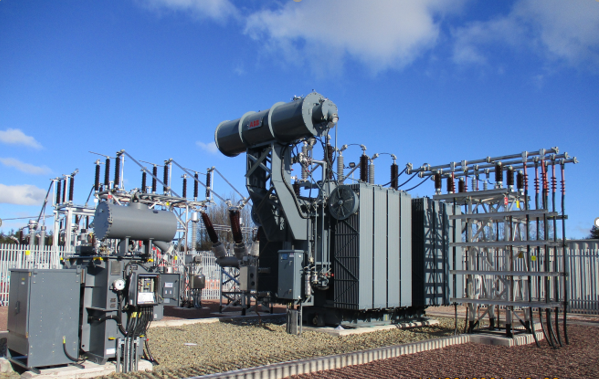 Powersystems works almost complete at the Douglas West 55 MW Wind Farm