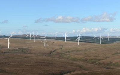 Powersystems announce electrical works contract for the 62.4 MW Kennoxhead Wind Farm