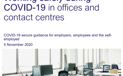 Powersystems Compliance with Government Guidance on Managing Risk of Covid-19