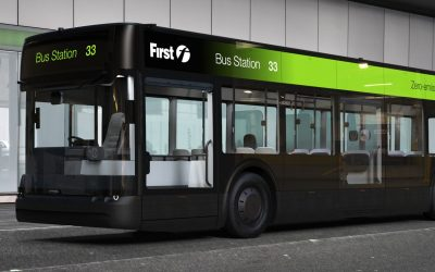 Electric vehicle manufacturer Arrival to begin trialing new bus