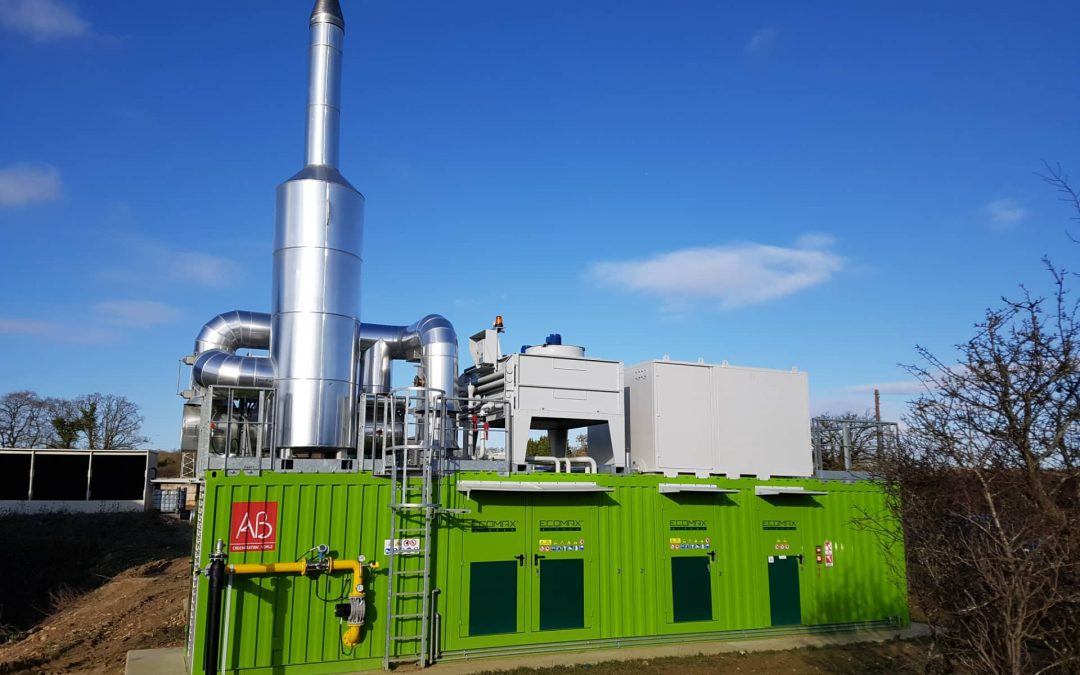 Powersystems supports Isle of Wight anaerobic digestion plant