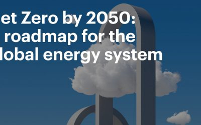 Net Zero by 2050: a Roadmap for the Global Energy Sector