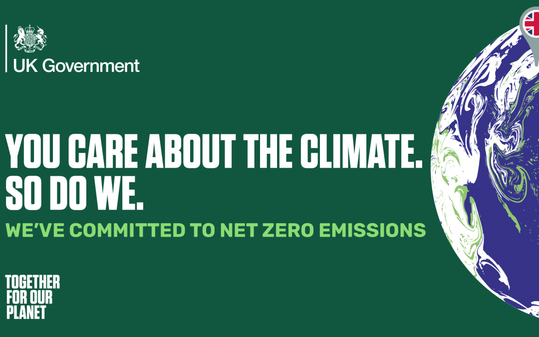 Calling all small businesses to lead the charge to net zero