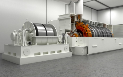 First Synchronous Condenser System to Stabilize Irish Grid